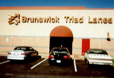 Brunswick Triad Bowling Lane on Clifton Road used