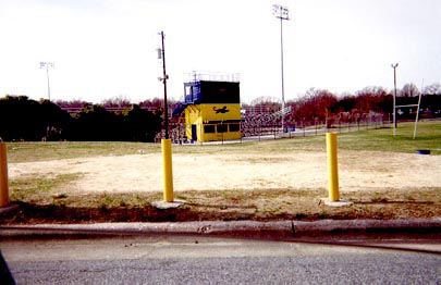 Dudley Stadium. This is where Grandpa went